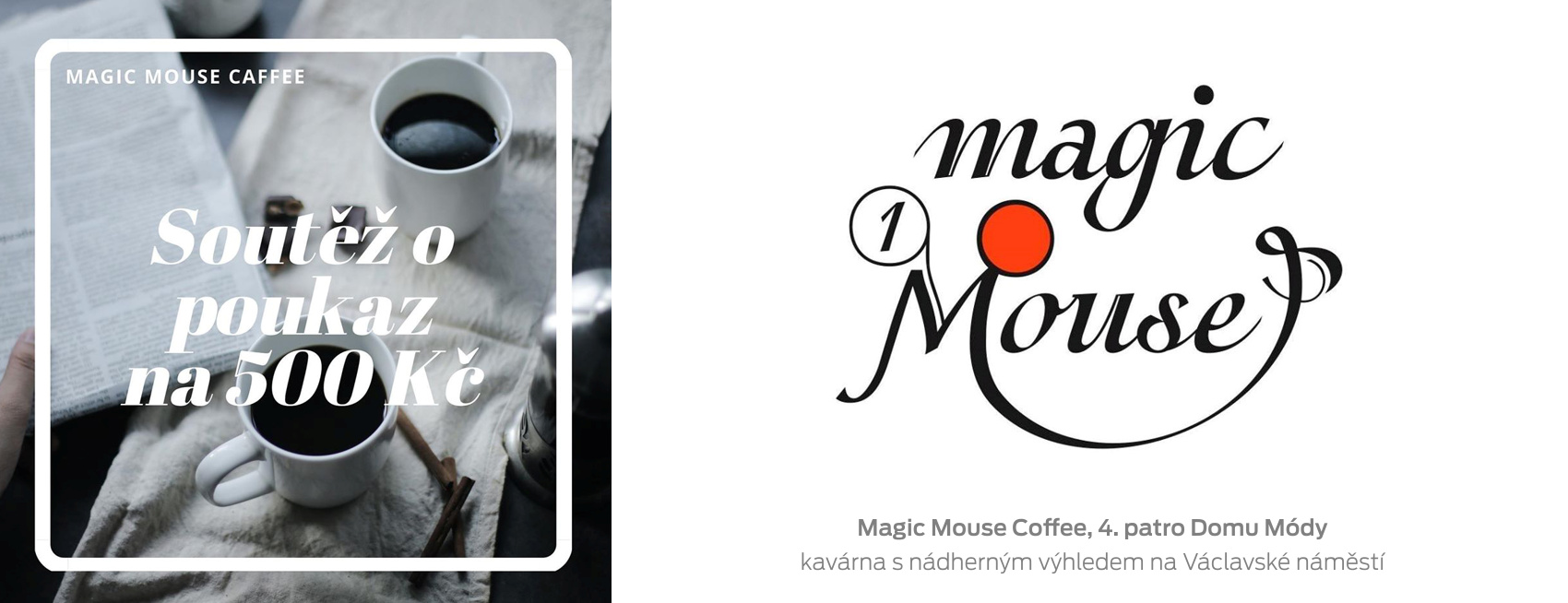 Magic Mouse Coffee